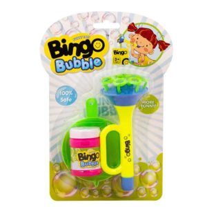 Bingo Bubble Horn Shower Bubble - Yellow