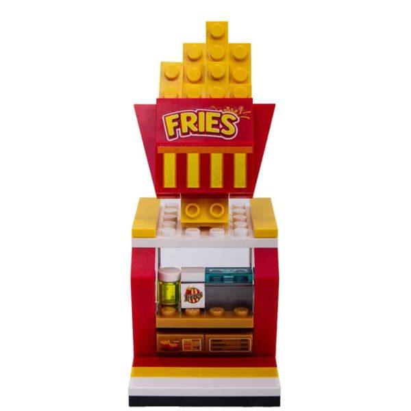 bingo block city – fries