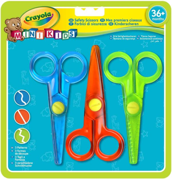 My 1st Safety  Scissors Crayola