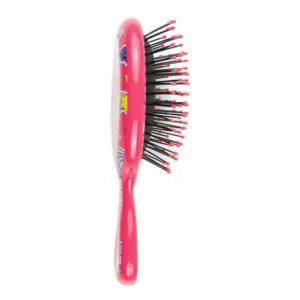 Wet Brush Happy Hair Fantasy Mini Detangler Hair Brush Pink