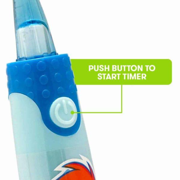 firefly light & sound kids toothbrush my little pony