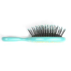 Wet Brush Mini Detangler mint Bright Geos Speckle
