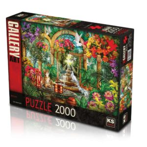 Atrium 2000 pieces K's Games