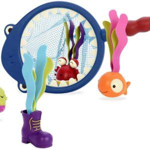 Battat Shark Bath Toy Set