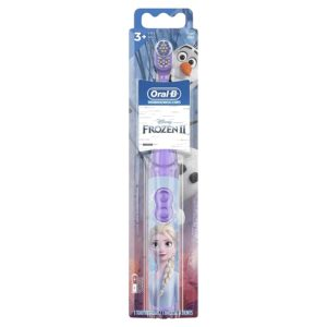 Battery Powered Kid's Toothbrush featuring Disney's Frozen