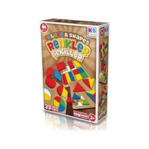 Colors And Shapes - Ks Games