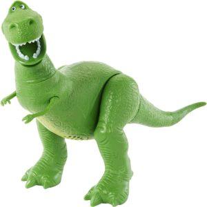 Disney Pixar Toy Story 4 True Talkers Rex Figure