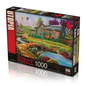 Dreamscape 1000 pieces K's Games
