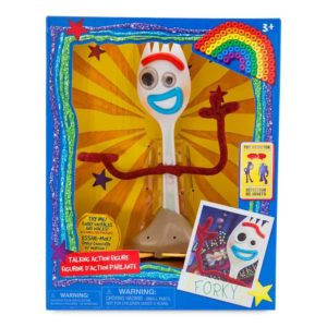 Forky Interactive Talking Action Figure – Toy Story 4