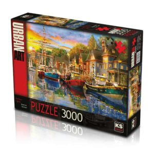 Harbour Lights 3000 pieces K's Games
