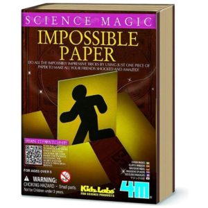 Impossible Science Magic Paper 6704 by 4m