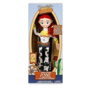 Jessie Interactive Talking Action Figure – Toy Story
