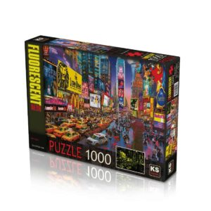 Metropol 1000 pieces K's Games