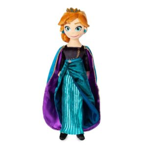 Queen Anna Plush Doll – Frozen 2 – Medium
