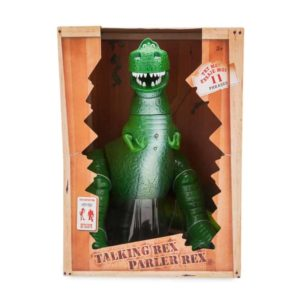 Rex Interactive Talking Action Figure – Toy Story