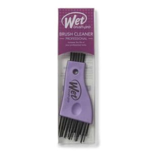 Wet Brush-Pro Hair Brush Cleaner - Purple