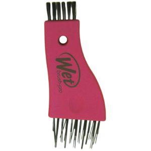 فرشاة تنظيف فرش الشعر - لون احمر من ويت برش