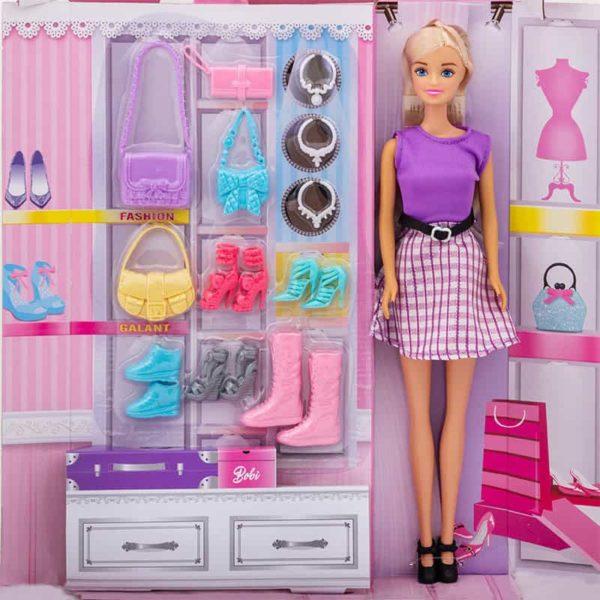 Bingo Bobi Shoes Accessories 2 Asst Color- blond