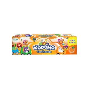kodomo kids toothpaste- orange-45 gm