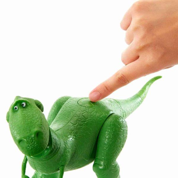 pixar toy story 4 true talkers rex figure disney