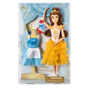 Disney Princess Beauty and the Beast Classic Belle Doll