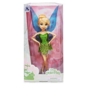 Disney Tinker Bell - Blue Wings Doll