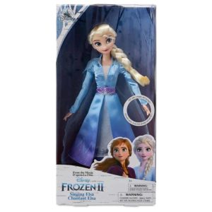 Elsa Singing Doll – Frozen 2 – 11''
