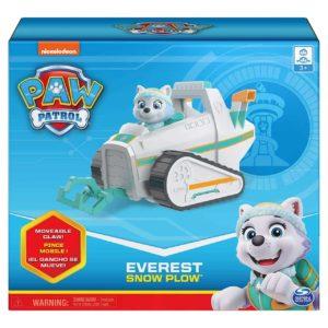 Paw Patrol - Everest's Rescue Snowmobile - Everest Figure