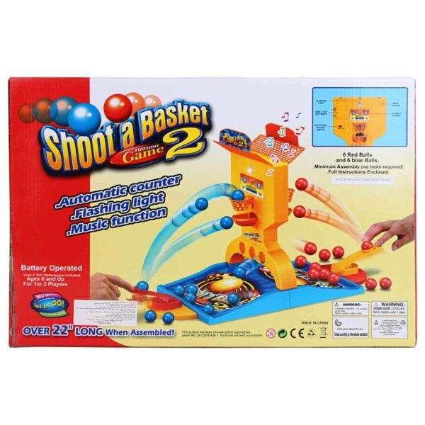 shoot a basket game multi color – 21788 di hong