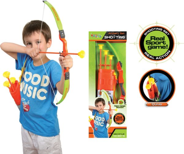 Archery Set Shooting King Sport  881-10