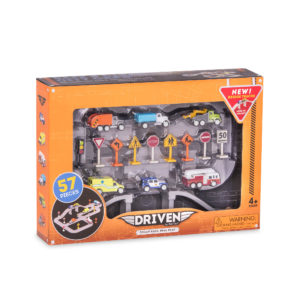 Driven By Battat Safe Clean City Playset