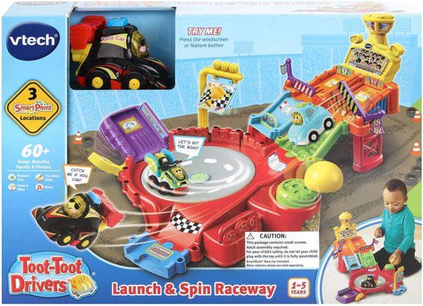 drivers spin raceway
