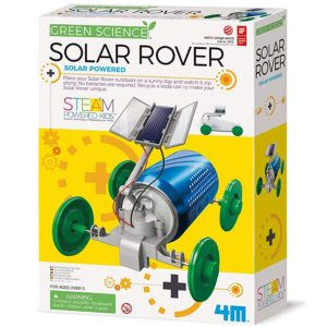 Green Science Solar Rover Kit 4M