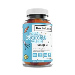 Herbaland Omega-3 Supplement for Kids