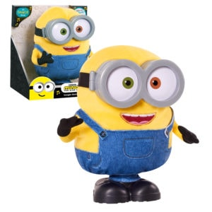 Illumination's Minions The Rise of Gru Boogie Dancing Bob