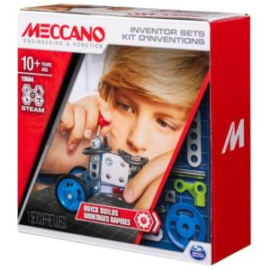 Innovation Sets Quick Builds Meccano