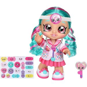 Kindi Kids Fun Time 10 Inch Doll, Dr Cindy Pops