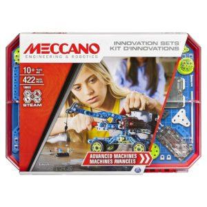 Meccano, Advanced Machines Innovation Set, S.T.E.A.M. Building Kit