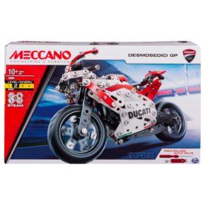 Meccano by Erector Ducati Desmosedici GP STEM Building Kit