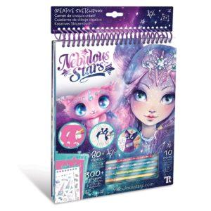 Nebulia's Creative Sketchbook Nebulous Stars