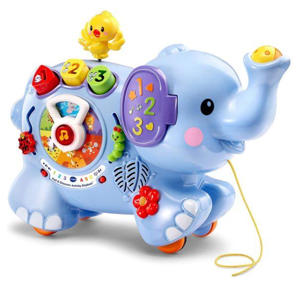 pull play elephant