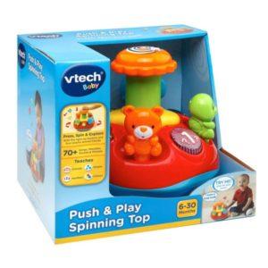 push play spinning