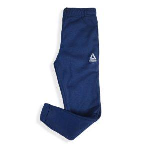 Reebok Pants Blue Black