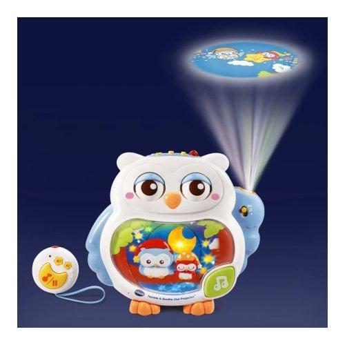 sleepy owl nightlight vtech