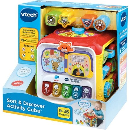 Sort and Discover Activity
