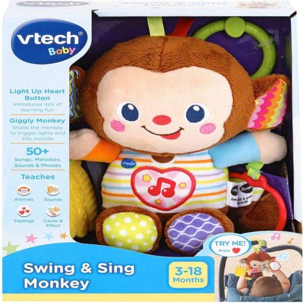 swing sing monkey