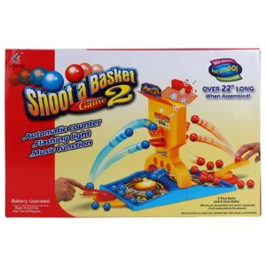 Shoot a Basket Game Multi Color - 21788 Di Hong