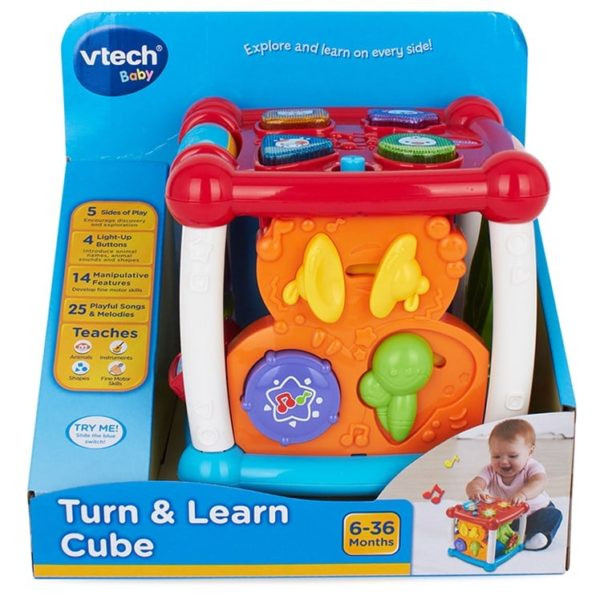 turn and learn cube