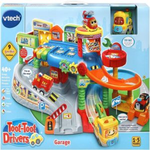 Toot Drivers Garage