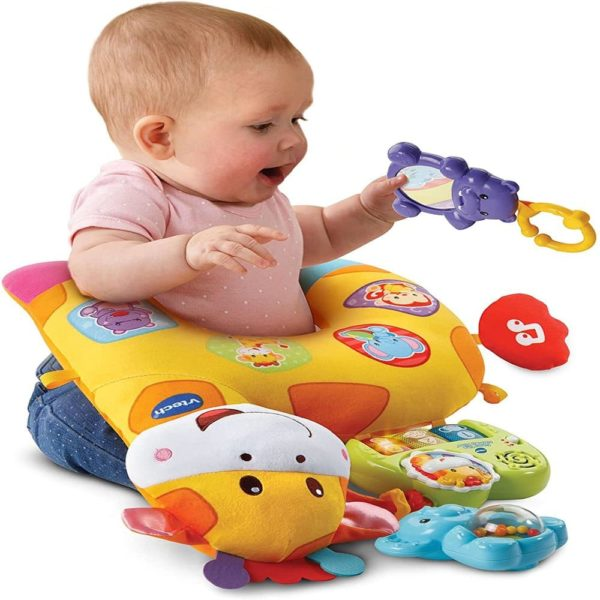 Tummy Time Discovery